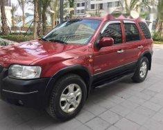 Bán xe Ford Escape XLT sản xuất 2003, màu đỏ giá 209 triệu tại Hà Nội
