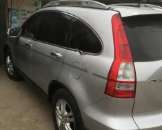 Cần bán lại xe Honda CR V đời 2010, màu bạc, xe đi rất giữ gìn và nhìn rất mới giá 560 triệu tại Hà Nội
