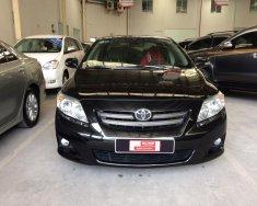 Bán ô tô Toyota Corolla altis 1.8 AT sản xuất 2009, màu đen, chạy 79.000 km, giá tốt giá 490 triệu tại Tp.HCM