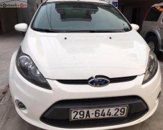 Bán xe cũ Ford Fiesta 1.4MT 2011, màu trắng đẹp như mới giá 300 triệu tại Hà Nội