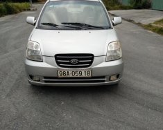 Bán xe Kia Morning năm 2007, màu bạc xe nhập, giá chỉ 138triệu giá 138 triệu tại Hải Dương