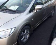 Cần bán Honda Civic MT 2008, xe đẹp giá 340 triệu tại Phú Yên
