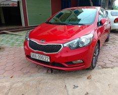 Bán xe cũ Kia K3 sản xuất 2016, màu đỏ như mới giá 596 triệu tại Thái Nguyên