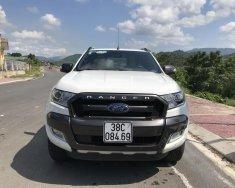 Bán ô tô Ford Ranger 3.2 Wildtrak sản xuất năm 2016, màu trắng, nhập khẩu nguyên chiếc giá 790 triệu tại Hà Nội
