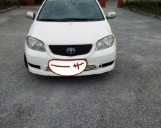 Bán xe Toyota Vios đăng ký lần đầu 2005, màu trắng chính chủ, giá tốt 148tr giá 148 triệu tại Hải Dương