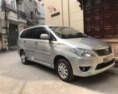 Bán xe Toyota Innova 2.0E số sàn, chính chủ tư nhân mua từ mới giá 540 triệu tại Hà Nội