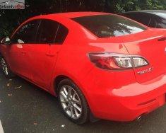 Bán Mazda 3 1.6 AT năm sản xuất 2013, màu đỏ giá 485 triệu tại Hà Nội