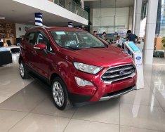 Bán xe Ford EcoSport Titanium, Trend và Ambiente 2018, giá cực tốt, khuyến mãi đầy xe, LH: 093.543.7595 để được tư vấn giá 520 triệu tại Tp.HCM