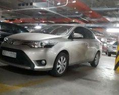 Cần bán xe Toyota Vios 1.5 AT đời 2018, màu bạc giá 610 triệu tại Hà Nội