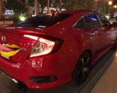 Bán Honda Civic 1.5L Tubor năm sản xuất 2017, màu đỏ, xe đẹp giá 875 triệu tại Tp.HCM