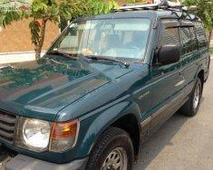 Cần bán gấp Mitsubishi Pajero 2.4 sản xuất 1998, màu xanh lam  giá 198 triệu tại Tp.HCM