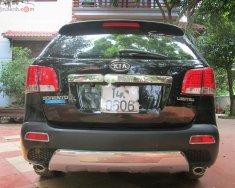 Bán xe cũ Kia Sorento 2.0 AT Limited R đời 2009, màu đen, nhập khẩu, giá chỉ 615 triệu giá 615 triệu tại Thanh Hóa