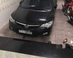 Bán Honda Civic AT sản xuất 2008, màu đen, xe gia đình đẹp giá 310 triệu tại Bình Dương