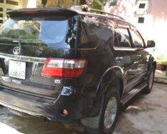 Cần bán gấp Toyota Fortuner đời 2009, màu đen số tự động, giá chỉ 540 triệu giá 540 triệu tại Đà Nẵng