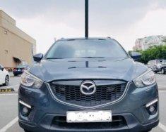 Bán Mazda CX 5 2.0 AT sản xuất năm 2014, màu xanh lam  giá 730 triệu tại Hà Nội