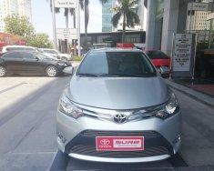 Toyota Sure (091.118.6366) bán Toyota Vios 1.5G AT, sản xuất 2017, màu bạc giá 579 triệu tại Hà Nội