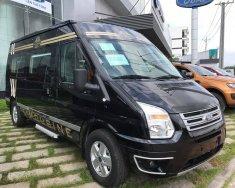 Bán xe Ford Transit MID, SVP & Luxury 2018, xe giao ngay, giá cực tốt, PK: BHVC, hộp đen, lót sàn, bọc trần, LH: 0918889278 giá 800 triệu tại Tp.HCM