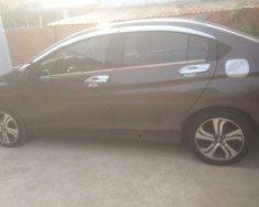 Bán xe Honda City đăng ký cuối 2014, màu xám, đi được 60.000 km giá 420 triệu tại Ninh Thuận