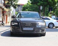 Bán xe Audi A8 4.2 năm 2010, màu xám (ghi), nhập khẩu giá 2 tỷ 149 tr tại Hà Nội