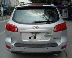 Bán xe Hyundai Santa Fe AT 4WD 2008, màu bạc ít sử dụng giá 418 triệu tại Tp.HCM