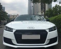 Bán Audi TT 2.0 TFSI sản xuất năm 2015, màu trắng, nhập khẩu nguyên chiếc chính chủ giá 1 tỷ 680 tr tại Tp.HCM