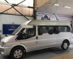 Cần bán lại xe Ford Transit SVP năm 2018, màu bạc số sàn giá 820 triệu tại Hà Nội