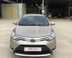 Bán ô tô Toyota Vios G 2016, màu  vàng cát  giá 526 triệu tại Thanh Hóa