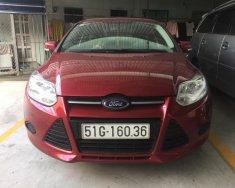 Cần bán xe Ford Focus 1.6 L số sàn sản xuất năm 2013, màu đỏ, giá 424tr giá 424 triệu tại Tp.HCM