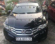 Bán ô tô Honda City 1.5 AT 2014, màu đen giá cạnh tranh giá 430 triệu tại Tp.HCM