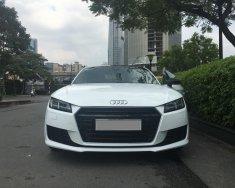 Audi TT 2.0 TFSI 2015 màu trắng, nhập khẩu giá 1 tỷ 650 tr tại Tp.HCM