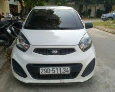 Bán xe Kia Morning Van đời 2013, màu trắng, giá thương lượng giá 252 triệu tại Hà Nội