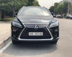 Bán Lexus RX350 đời 2016 màu đen, nhập khẩu chính hãng giá 3 tỷ 799 tr tại Hà Nội