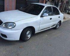 Bán xe Daewoo Lanos đời 2001, màu trắng, xe máy móc cực ngon êm ru giá 55 triệu tại Nghệ An