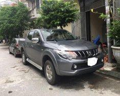 Bán xe cũ Mitsubishi Triton 4x2 AT đời 2017, màu xám, xe nhập  giá 535 triệu tại Hà Nội