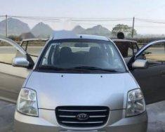 Cần bán xe Kia Morning năm sản xuất 2007, màu bạc, nhập khẩu, số tự động chạy ít giá 195 triệu tại Thanh Hóa
