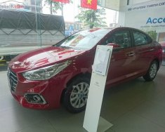 Bán ô tô Hyundai Accent 1.4 MT đời 2018, màu đỏ giá 485 triệu tại Hà Nội