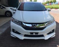 Cần bán Honda City CVT sản xuất 2017, màu trắng giá 562 triệu tại Hà Nội
