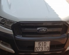 Cần bán gấp xe cũ Ford Ranger 3.2 AT đời 2016, màu trắng giá 768 triệu tại Hà Nội