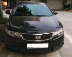 Bán xe cũ Kia Cerato AT đời 2010, màu đen giá 415 triệu tại Hà Nội