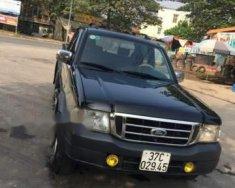 Cần bán xe Ford Ranger XLT đời 2005, màu đen xe gia đình giá 185 triệu tại Vĩnh Phúc