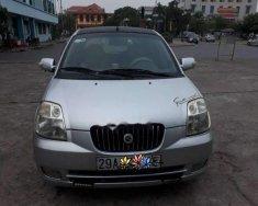 Bán ô tô Kia Morning đời 2004, màu bạc, nhập khẩu nguyên chiếc số tự động giá 158 triệu tại Nam Định