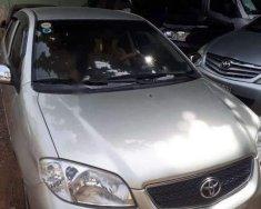 Cần bán xe Toyota Vios sản xuất 2004, màu bạc, biển số víp giá 195 triệu tại Tp.HCM