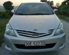 Cần bán xe Toyota Innova G đời 2010, màu bạc xe gia đình, 385 triệu giá 385 triệu tại Hà Nội