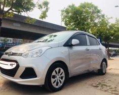 Bán ô tô Hyundai Grand i10 1.2MT đời 2015, màu bạc giá 325 triệu tại Hà Nội