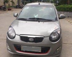 Cần bán gấp Kia Morning Sport sản xuất 2011, màu bạc xe gia đình, giá chỉ 182 triệu giá 182 triệu tại Hà Nội