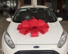 Bán xe Ford Fiesta S 1.0 AT Ecoboost đời 2018, màu trắng, giá tốt giá 564 triệu tại Tp.HCM