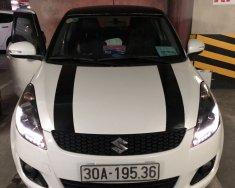 Bán xe SuzukI Swift đăng ký tháng 5/2014 màu trắng, biển Hà Nội. Đã chạy 8,3 vạn km, giá 415 triệu giá 415 triệu tại Hà Nội