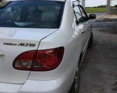 Cần bán xe Toyota Corolla altis đời 2004, màu trắng chính chủ giá 315 triệu tại Tây Ninh