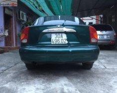 Bán xe Daewoo Lanos 1.5 MT năm 2003, màu xanh lam  giá 105 triệu tại Yên Bái