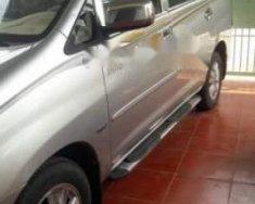 Cần bán lại xe cũ Toyota Innova sản xuất năm 2008, màu bạc  giá 380 triệu tại Đà Nẵng